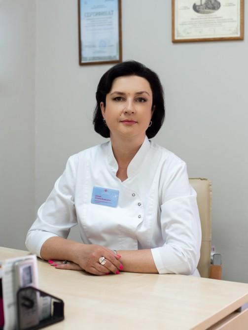 Шахрай Татьяна Валерьевна