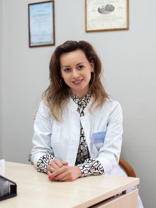 Кочан Виктория Викторовна