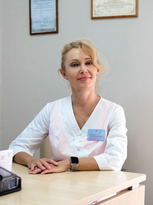 Венчикова Наталья Александровна