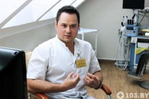 Интервью с оториноларингологом