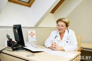Интервью с терапевтом