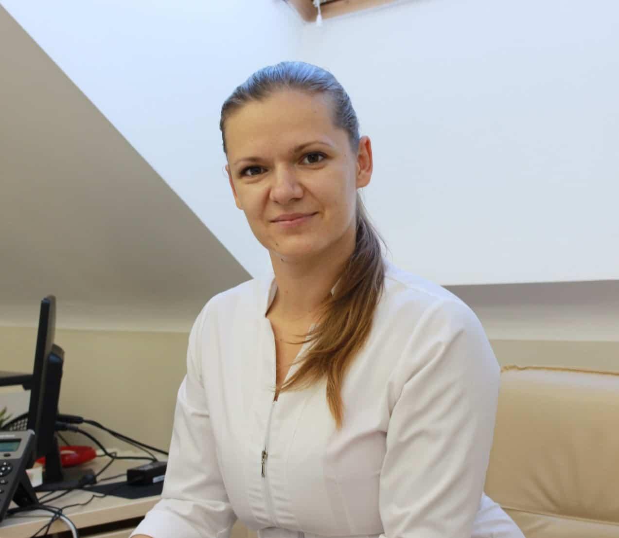 Сокол Ирина Герасимовна